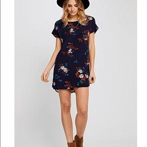 NWT Gentle Fawn Remi short-sleeve dress